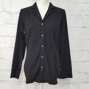 3/$30 Talbots Long Sleeve Button Down Blouse